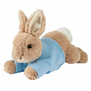 Beatrix Potter - Peter Rabbit Lying Down Plush - Small 16cm