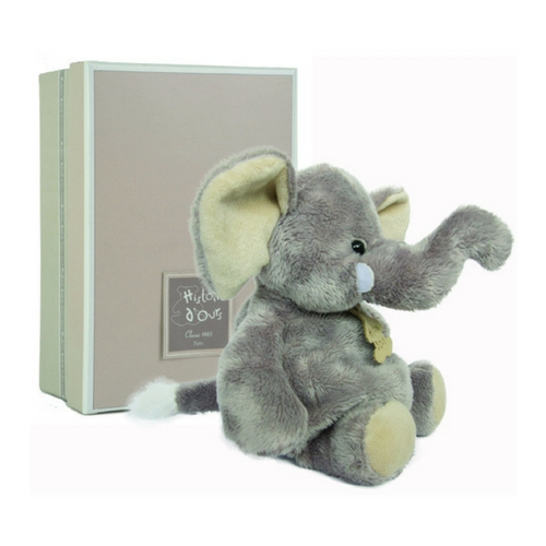 Histoire d'Ours - Softy Elephant 23cm