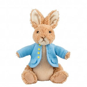Beatrix Potter - Peter Rabbit Sitting Plush - Medium 20cm