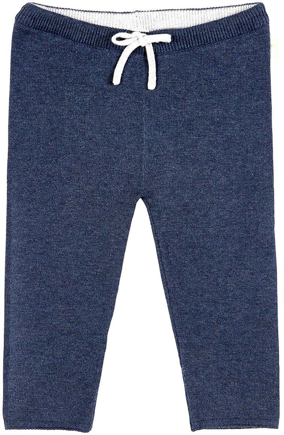 Toshi - Organic Knit Wander Leggings - Midnight