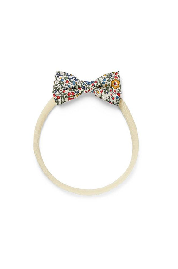 Pretty WIld Kids - Minnie Bow Nylon Headband - Katie & Millie