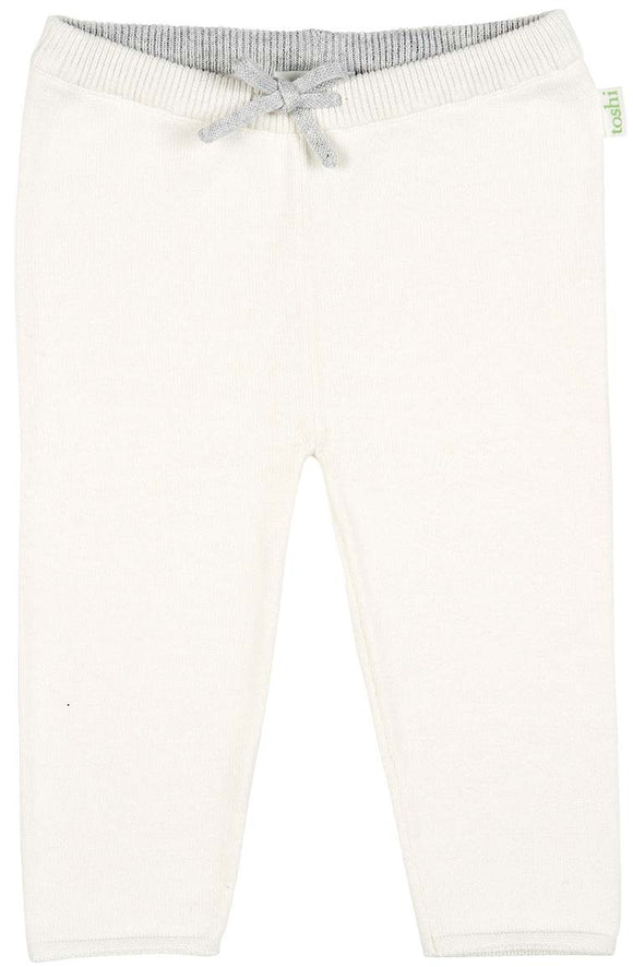 Toshi - Organic Knit Wander Leggings - Cream