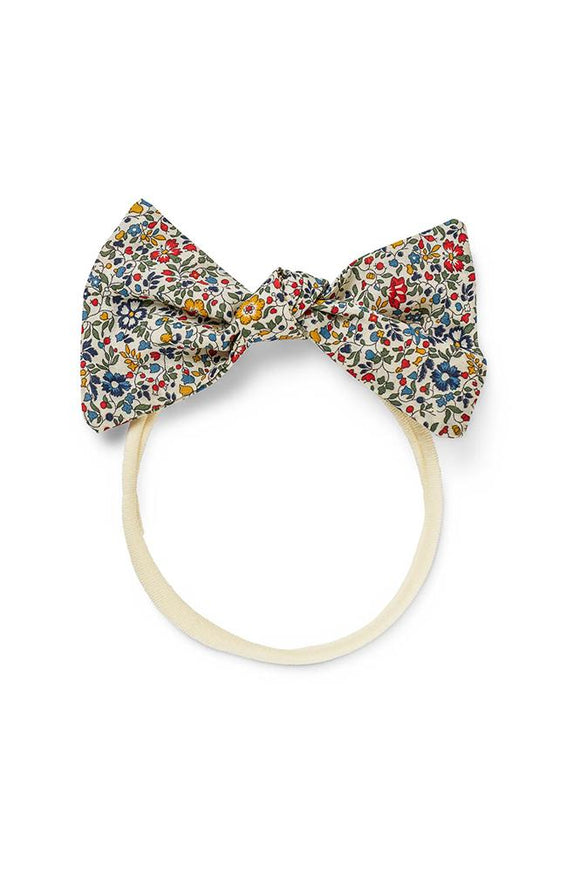 Pretty WIld Kids - Lucille Bow Nylon Headband - Katie & Millie