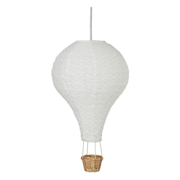 CamCam Copenhagen - Air Ballon Light Shade/Mobile - Grey Wave
