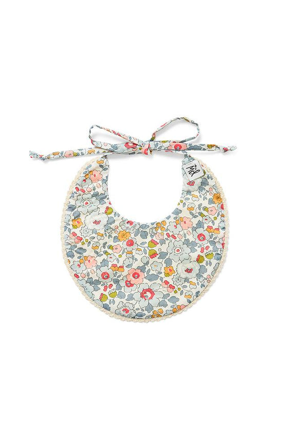 Pretty Wild Kids - Chloe Bib - Powder Blue