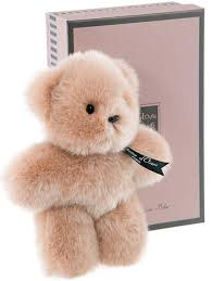 Histoire d'Ours - Baby Bear - Light Brown