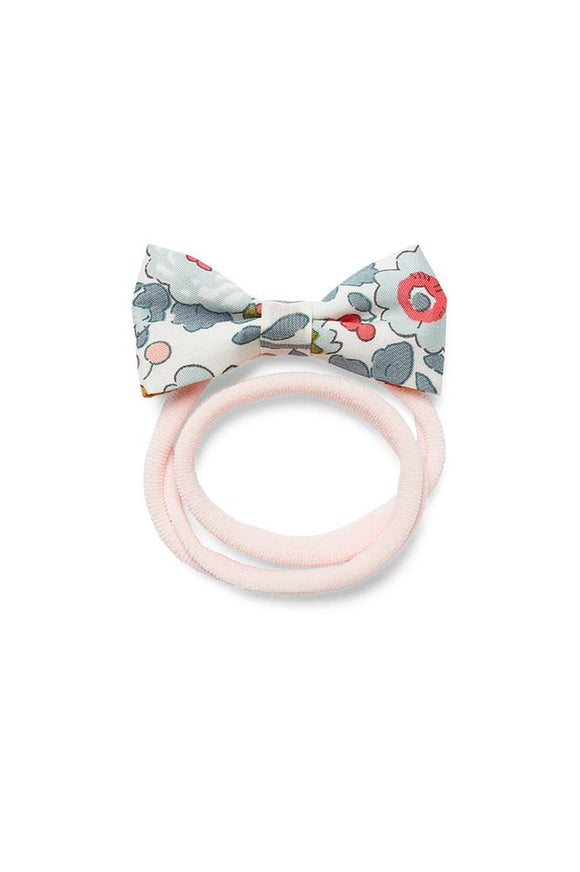 Pretty WIld Kids - Minnie Bow Nylon Headband - Powder Blue