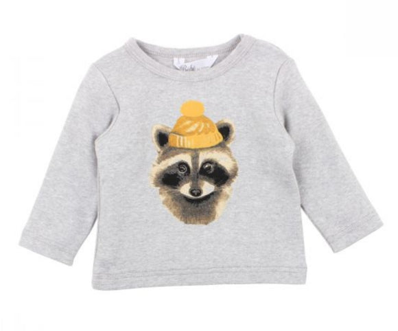 Bebe - Zack Badger Tee - Pepper Mar