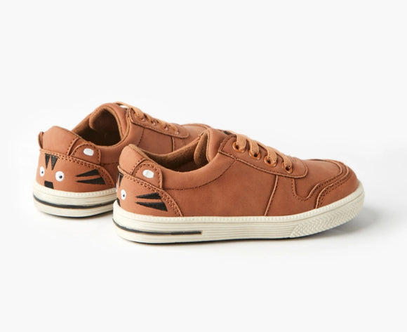 Walnut Sammy Sneaker - Tan