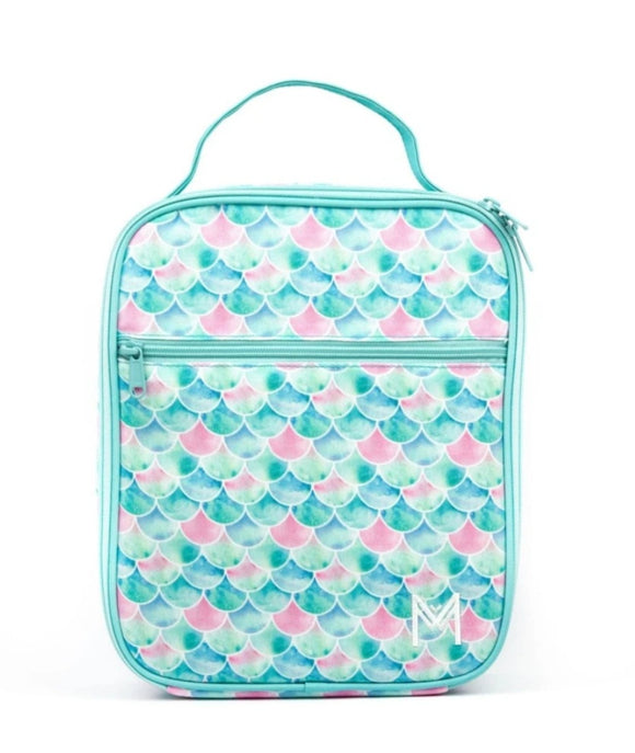 MontiiCo - Insulated Lunch Bag - Mermaid