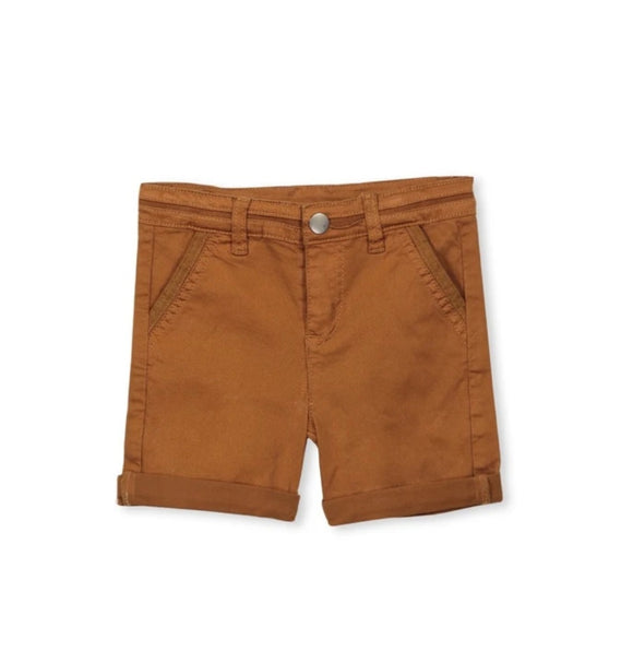 Milky - Toffee Shorts