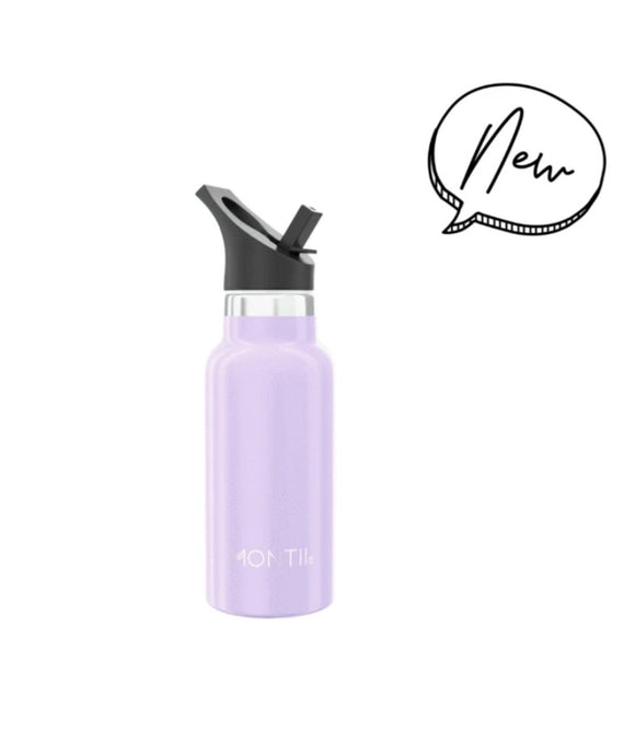MontiiCo - Insulated Drink Bottles - 350ml - Lavender