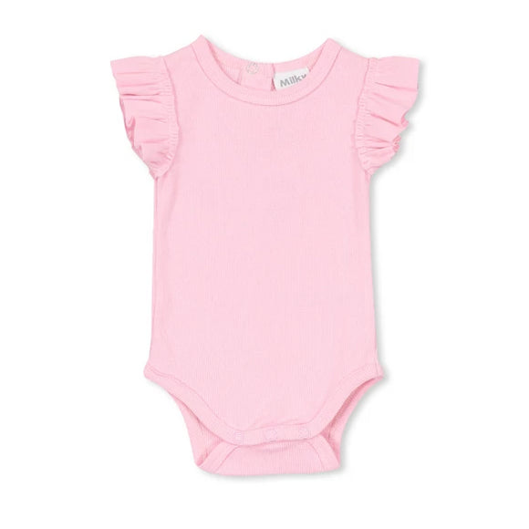 Milky - Basic Bubbysuit - Candy Pink