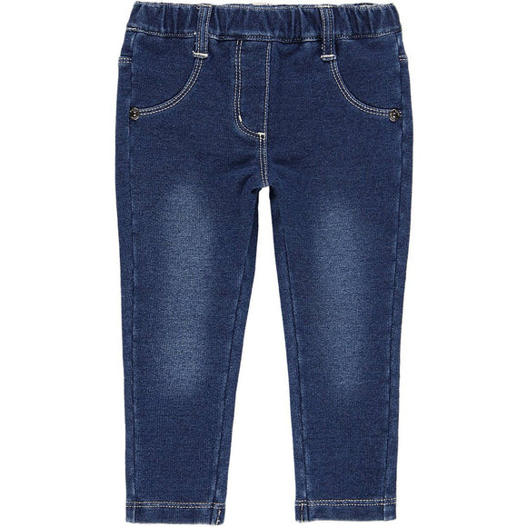 Boboli - Soft Denim Leggings - Light Denim