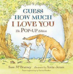 Guess How Much I Love You - Pop-Up Book