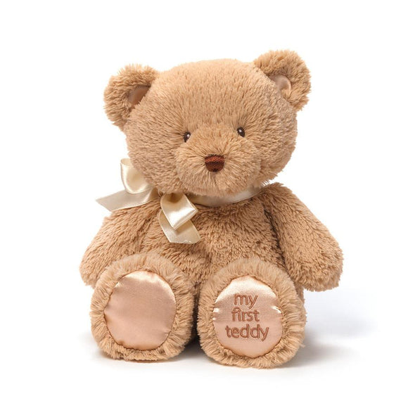 Gund - My First Teddy Bear - Tan 25cm