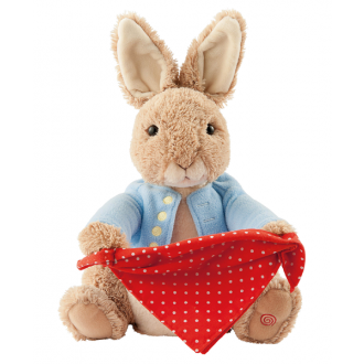 Beatrix Potter - Peter Rabbit Peek-a-Boo Plush