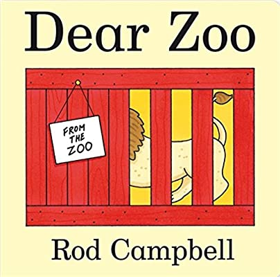Dear Zoo - Lift the Flap Board Book