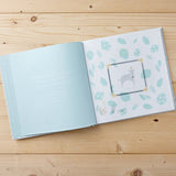 Hello Little One - First Year Milestones - Keepsake Journal