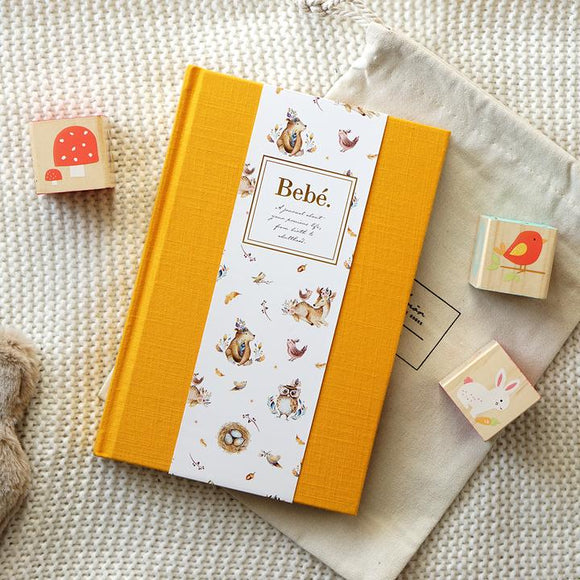 Bebe Keepsake Journal - Amber
