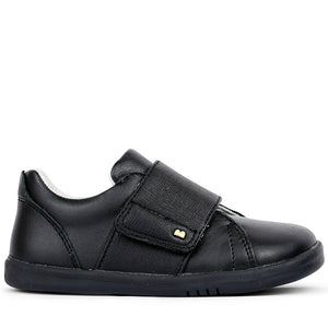 Bobux - I Walk - Boston Trainer - Black