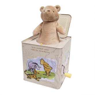 Winnie the Pooh - Classic Pooh Jack In A Box