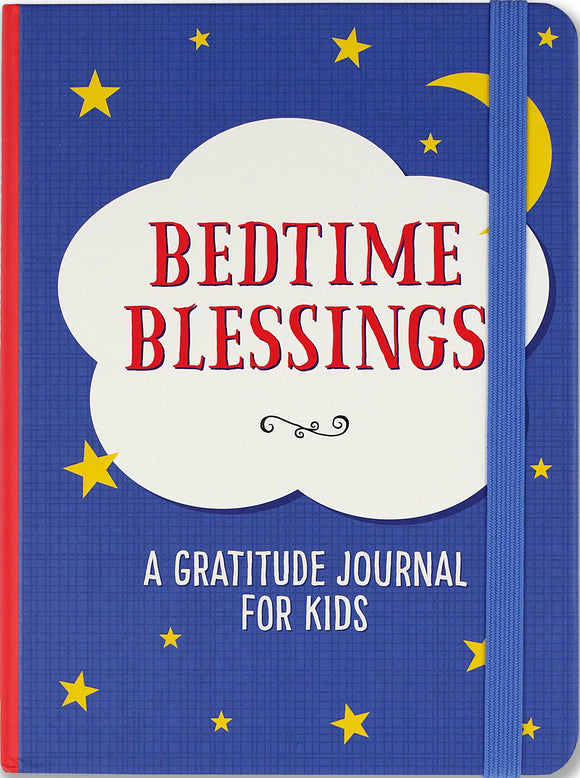 Bedtime Blessings - A Gratitude Journal For Kids