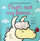 That's Not My Llama - Touch & Feel Board Book