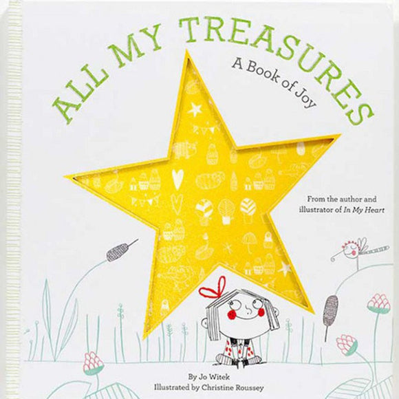 All My Treasure - A Book Of Joy