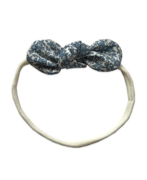 Pretty WIld Kids - Anna Bow Nylon Headband - Chamomile