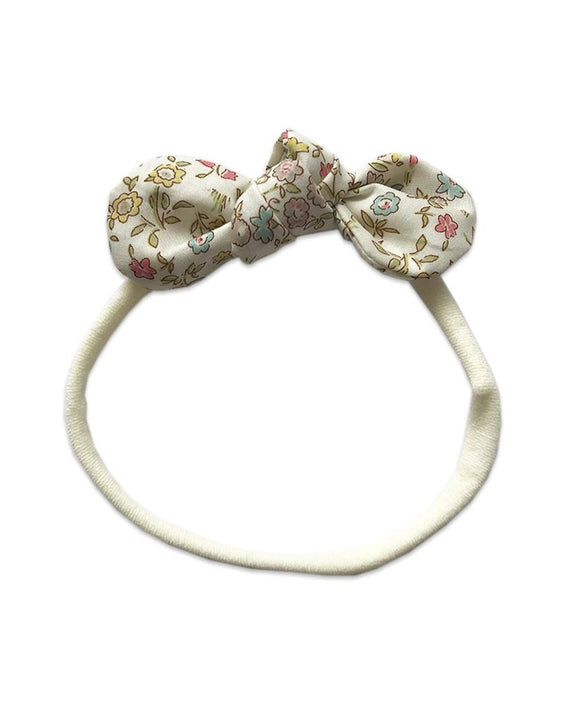 Pretty WIld Kids - Anna Bow Nylon Headband - Danish Flowers