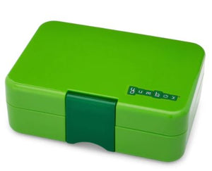 Yumbox - Snack Box - Congo Green