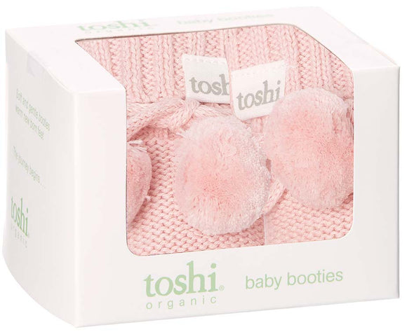 Toshi Booties - Organic Marley - Cashmere