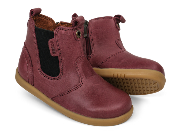 Bobux - I Walk - Jodphur Boot - Plum
