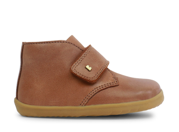 Bobux - Step Up - Desert Boot - Caramel