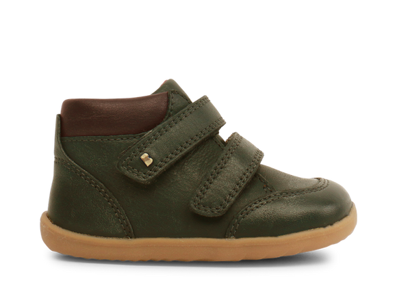 Bobux - Step Up - Timber Boot - Olive
