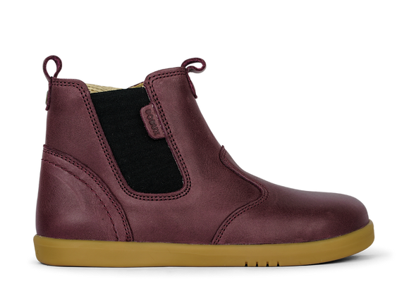 Bobux - Kid+ - Jodphur Boot - Plum