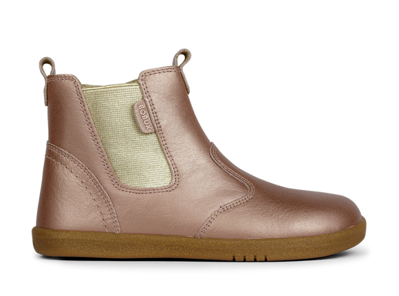 Bobux - Kid+ - Jodphur Boot - Rose Gold