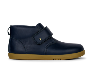Bobux - Kid+ - Desert Boot - Navy