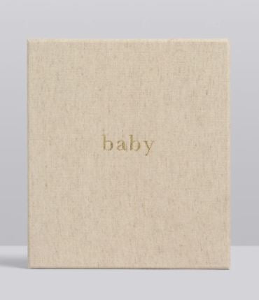 Write to Me - Baby Journal Boxed - Your First Five Years