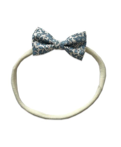 Pretty WIld Kids - Minnie Bow Nylon Headband - Chamomile