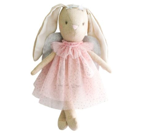 Alimrose - Mini Angel Bunny - Pink