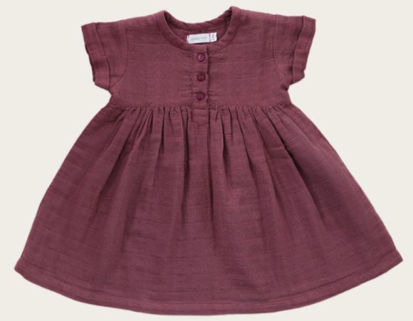 Jamie Kay - Whimsy Collection - Dress - Sugar Plum