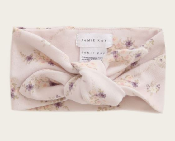 Jamie Kay - Whimsy Collection - Headband - Sweet Pea Floral