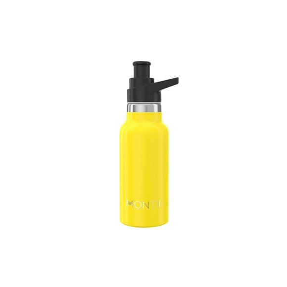 MontiiCo - Insulated Drink Bottles - 350ml - Yellow
