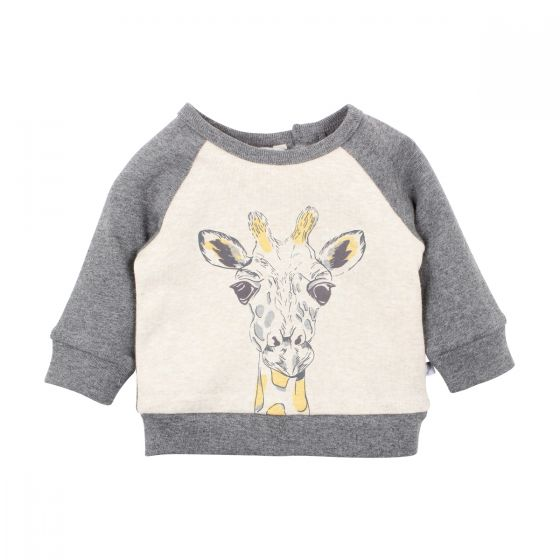 Fox & Finch -Savannah Giraffe Tee