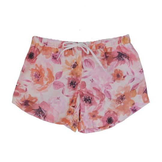 Dukes & Duchesses - Goldie Curved Shorts