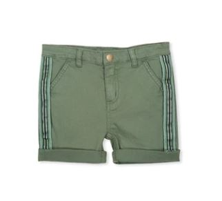 Milky - Green Shorts - Urban Green