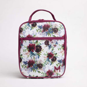 MontiiCo - Insulated Lunch Bag - Floral