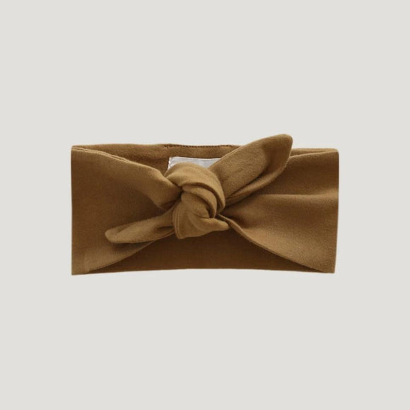 Jamie Kay Maple Drop 2 - Cotton Headband - Bronze